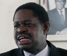 Paul Mangwana