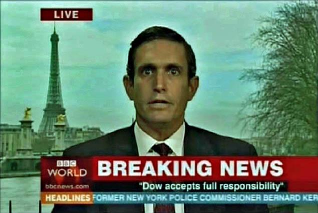 Dow BBC announcement