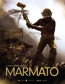 Marmato plakat