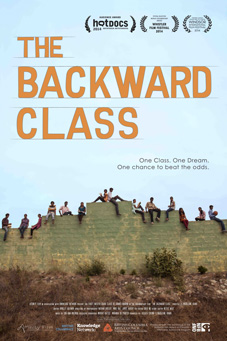 backward class plakat