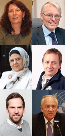 Syria: fred VS rettferdighet panel