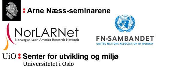 Arne Næss seminarene, NorLARNet og FN-sambandet