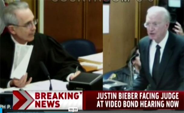 Bieber breaking news