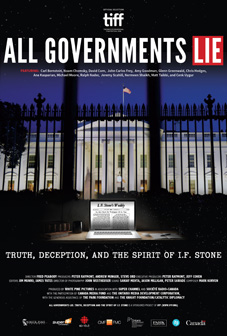 All Governments Lie plakat