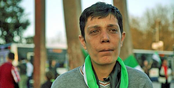 Syria's Disappeared - Mazen Alhummada bilde