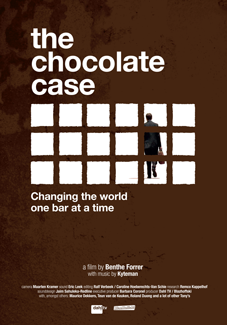 The Chocolate Case plakat