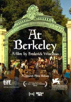 At Berkeley plakat