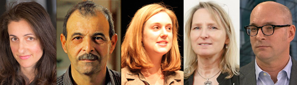 bilde panel The Case Against Assad