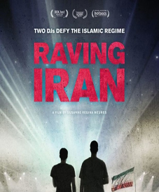 Raving Iran plakat