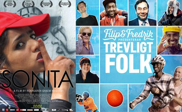Sonita + Trevligt Folk - poster