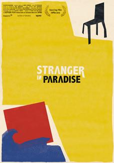 Stranger in Paradise plakat