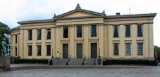 Universitetet i Oslo, Urbygningen (sentrum) - bilde