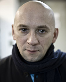 Photo of director Alexander Rastoguev