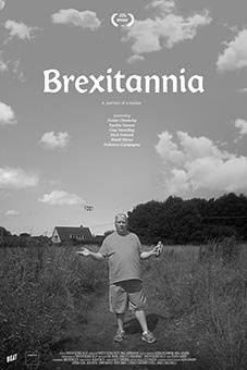 Brexitannia plakat