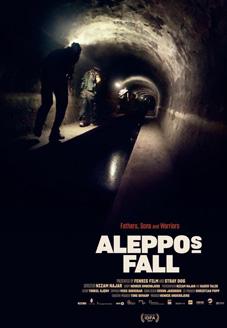 Aleppos fall plakat