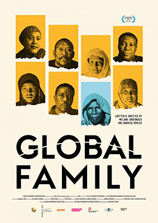 Global Family plakat