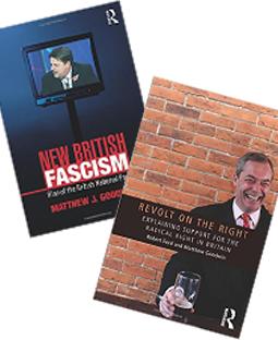 Matthew Goodwin bøker