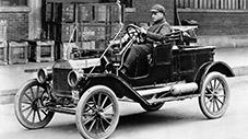 industrielle revolusjon - bil