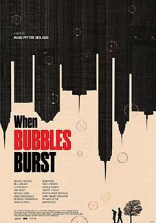 Når boblene brister plakat