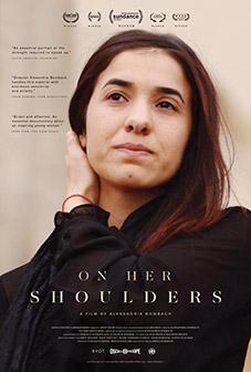 On Her Shoulders plakat
