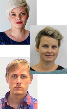 bilde av Silje Skiphamn og Karoline Ihlebæk