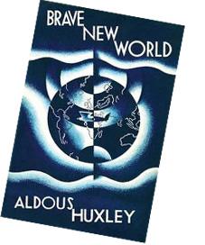 Brave New World bokomslag