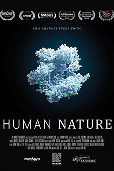 Plakat for filmen Human Nature