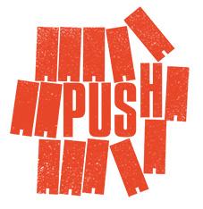 Push logo