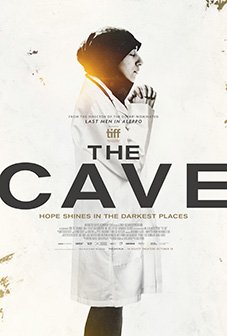 Plakat for filmen The Cave