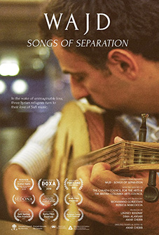 Plakat for Wajd - Songs for Separation