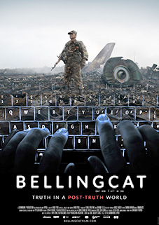 Plakat for Bellingcat - Thruth in a Post-Truth World