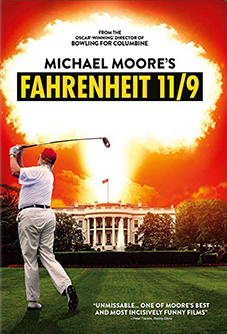 Plakat for Fahrenheit 11-9