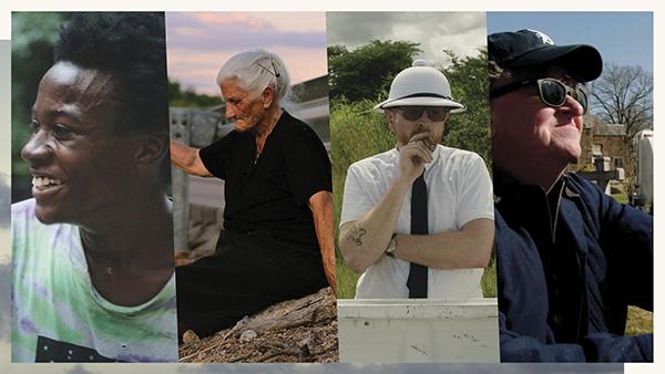 collage av bilder Human