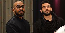 bilde av Muhammad Fadel Kuj og Bakri Hemmami