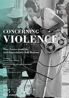 Plakat for Concerning Violence