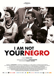 Plakat for I Am Not Your Negro