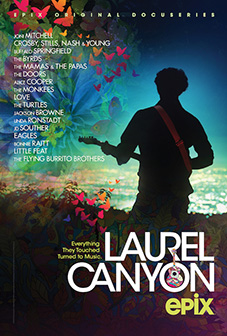 Laurel Canyon plakat