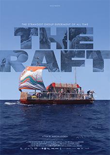 The Raft plakat