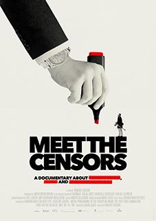 Plakat for Meet the Censors