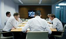 Oeconomia - bilde fra møterom