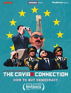 Plakat The Caviar Connection