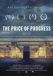 The Price of Progress plakat