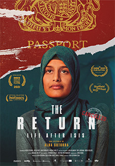 Plakat for The Return: Life After ISIS