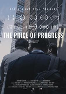 The Price of Progress plakat