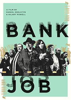 Bank Job plakat