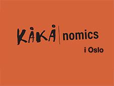 KÅKÅnomics Oslo plakat