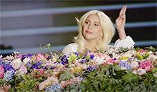 Lady Gaga spiller konsert i Aserbadsjan